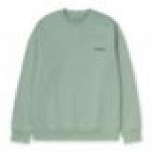 SCRIPT EMBROID FROSTED GREEN