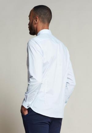 FANCY SHIRT NAUTICAL BLUE