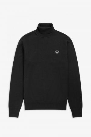 ROLL NECK JUMPER logo