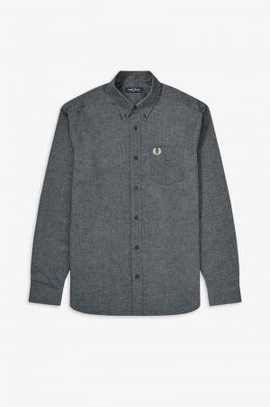 BRUSHED OXFORD logo