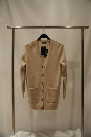 CARDIGAN TALLON CREAM  B