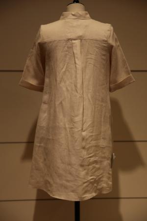 DRESS JENNY NATURAL