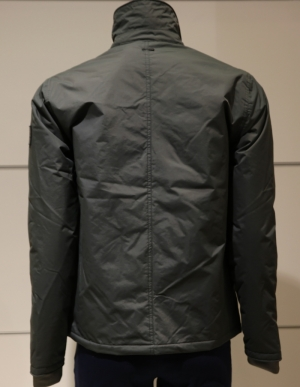 JACKET BABY RIPSTOP ARMY GREEN