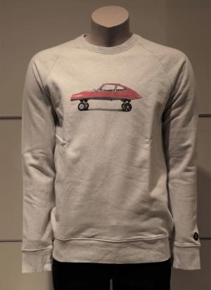 CAR SKATE RED logo