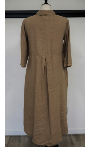 DRESS ARTEC DK.BEIGE