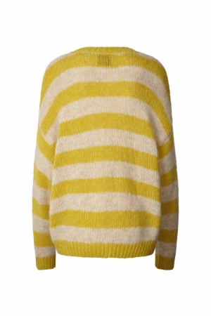 TERRY JUMPER YELLOW